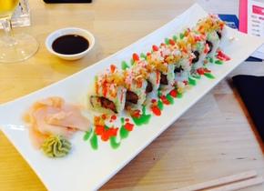 Mehr als Sushi