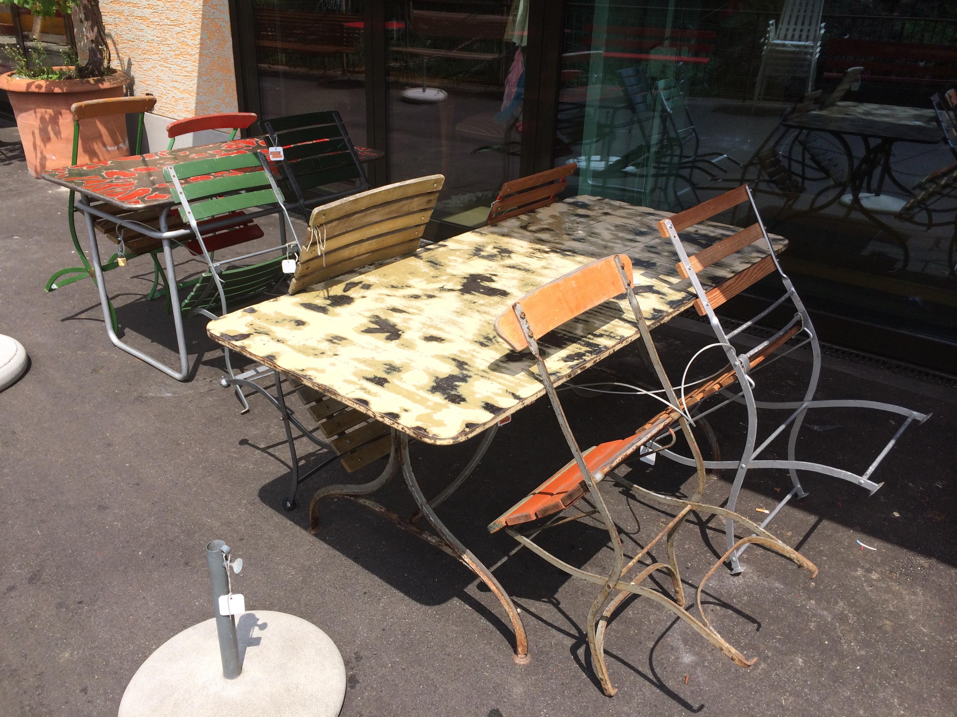 Vintage Design Möbel neues Leben eingehaucht   Second Hand Möbel in ...
