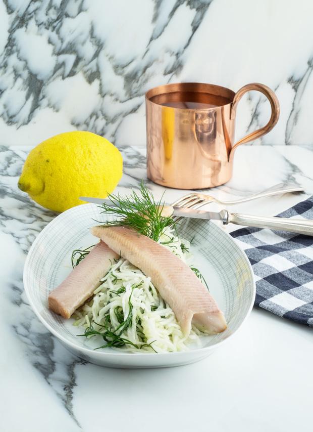 Pale Ale Schweinerollbraten mit Rosenkohl &...