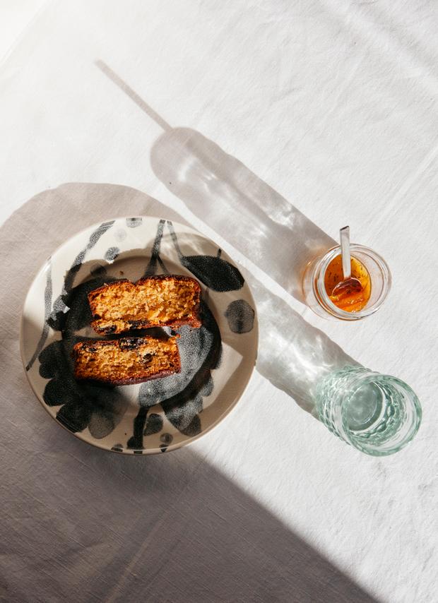 Olivenbrot aus dem Schmortopf: »Selbst gebackenes...