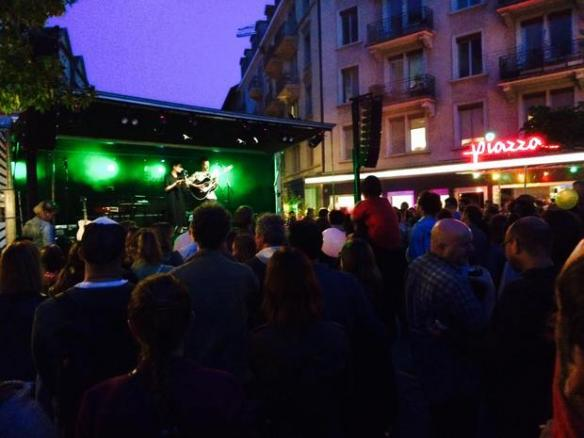 Festival: The Platz To Be