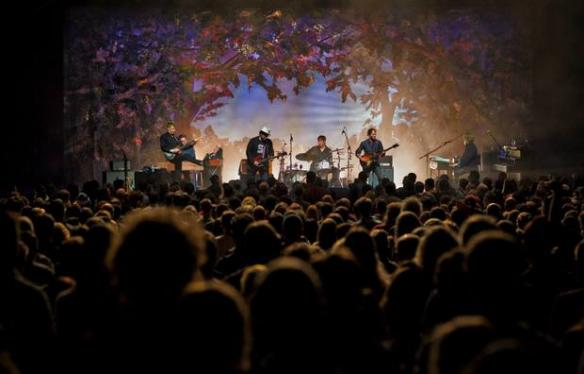 Concert: Roger, Wilco And Out