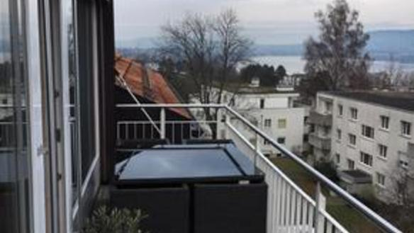 Sublease in Kilchberg: 2.5-room flat with lake views