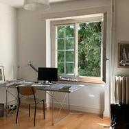 17sqm bedroom in a 90sqm flat, at Zurich Enge/Sihlcity _ 995 CHF_sublet for 6 months from 01/10/202