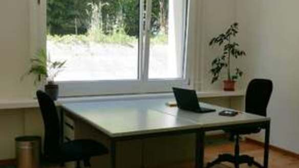 Kreis 5: Anti-hype sustainability co-working at affordable prices :)