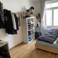 Furnished bedroom in the old city – July to January